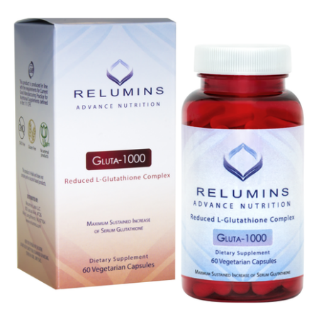 Relumins Gluta 1000 60 capsules Philippines review