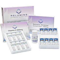 Relumins IV 2000mg Glutathione with Booster