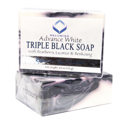 Relumins Spa - Triple Black soap