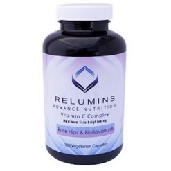 Relumins Vitamin C 1000mg with Rosehips 180 capsules