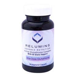 Relumins Glutathione 6x Booster 60capsules