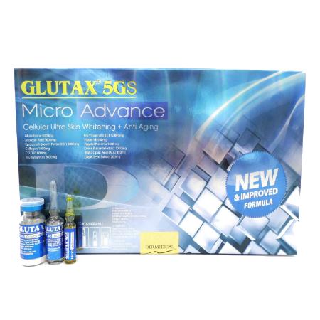 Glutax 5gs Micro Advance Dermedical science glutathione
