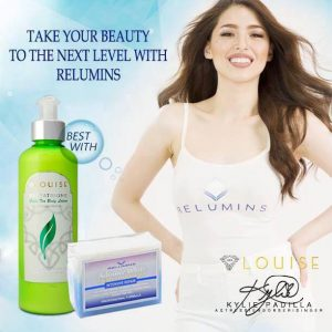 Relumins Intensive repair skin whitening Louise Skincare Philippines