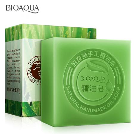Bioaqua natural whitening Soap Aloe Vera