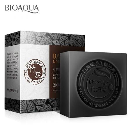 Bioaqua natural whitening soap Bamboo Charcoal