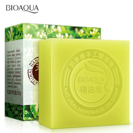 Bioaqua natural whitening soap Jasmine