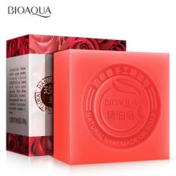 Bioaqua whitening natural Soap Rose