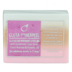 Gluta Blend Power Peel Soap Relumins Philippines