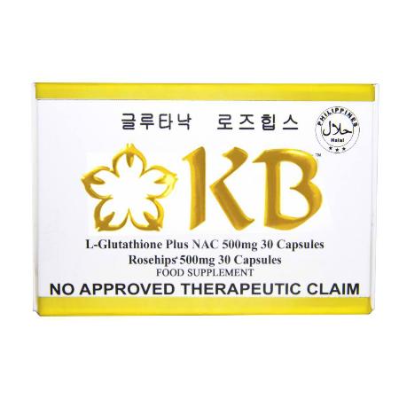 KB-Kiyosaki-Bihaku-Glutathione-NAC-Rosehips-3ocapsules-philippines