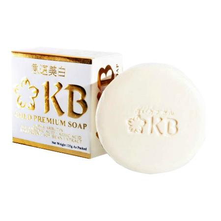 KB Premium Gold Soap Relumins Philippines