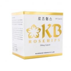 KB Rosehips 100 Capsule Relumins Philippines