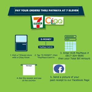 Paymaya payment load up store healthandbeautyph