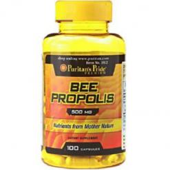 Puritans Pride Bee Propolis 500mg 100 Capsules Relumins Philippines
