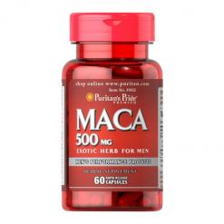 Puritans Pride Maca 500mg 60 capsules Relumins Philippines