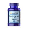 Puritans Pride Pantothenic Acid Vitamin B5 500mg 100 Tablets Relumins Philippines