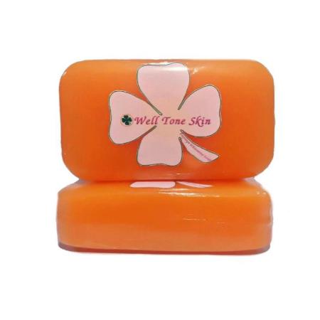 Welltone Skin Whitening Papaya Soap Relumins Philippines
