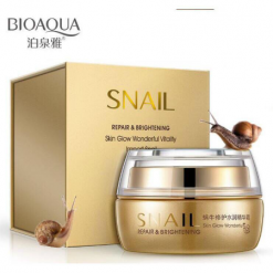 BioAqua Snail Repair & Brightening Day Cream Face Skin Care Relumins Philippines