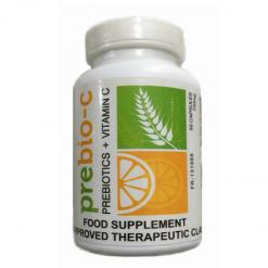PrebioC Prebiotics with Vitamin C 50 caps 700mg Relumins Philippines