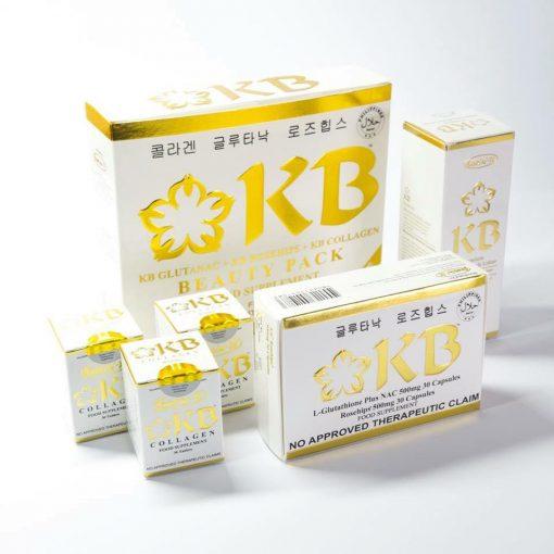 KB Beauty Pack Set