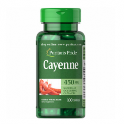 Puritans-Pride-Cayenne-Capsicum-450-mg-100-Capsules-review-Philippines