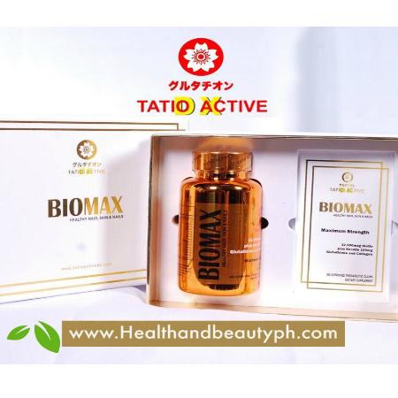 authentic-tatioactivedx-biomax-capsules-box