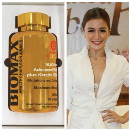 Tatioactive-DX BIOMAX 10,000mcg Advance Biotin, Glutathione and Collagen Max strength 1850mg 60 softgels