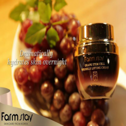 FARMSTAY GRAPE STEM CELL WRINKLE LIFTING CREAM 50ML