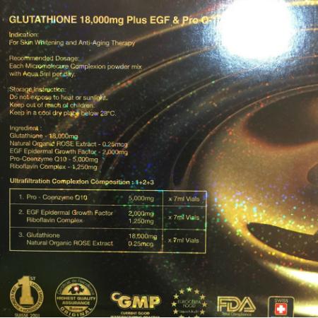 Aqua-skin-EGF-18K-Everose-30vials