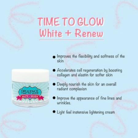 Opulence-Time-To-Glow-White-Renew-Night-Repair-30g