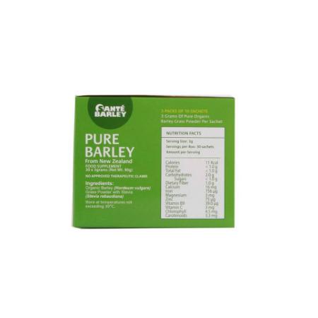 Sante-Pure-Barley-Sachet-3-Gms-x-30-Sac