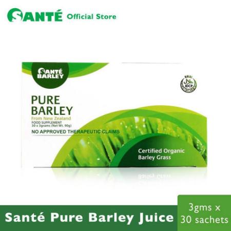 Sante-Pure-Barley-Sachet-3-Gms-x-30-SachetsSante-Pure-Barley-Sachet-3-Gms-x-30-Sachets