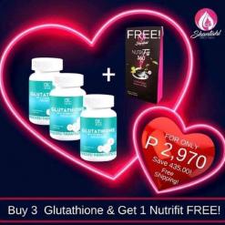 BUY-3-Dr-Vita-Glutathione-GET-1-FREE-Nutrifit-360