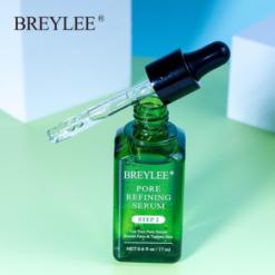Breylee-Pore-Refining-Serum-Shrink-pores-Blackheads-Tighten-Skin-care-essence-17ml-3