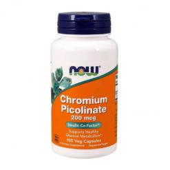 Authentic-Now-Foods-Chromium-Picolinate-Diabetes-Glucose-Metabolism-200mcg-100-Capsules
