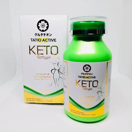 Tatio-Active-Dx-Keto-2000mg-60-Softgels-Fat-Burner