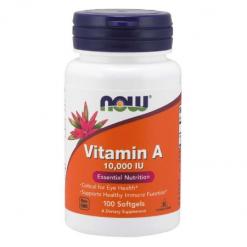 Now-Foods-Vitamin-A-10000iu-100-Softgels