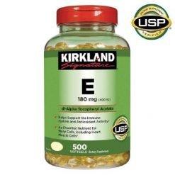 Kirkland-Signature-E-180mg-400iu-Dl-Alpha-Tocopheryl-Acetate-500sg