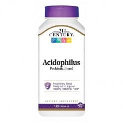 21st-Century-Acidophilus-Probiotic-Blend-150-Capsule