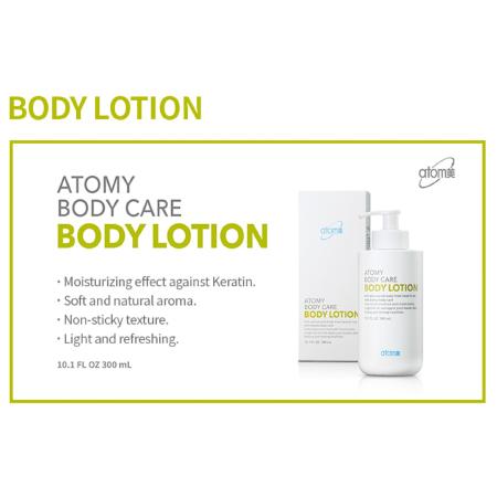 Atomy-Body-Care-Body-Lotion-300ml-Moisturizer