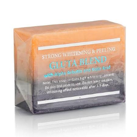 Relumins-Hyperpigmentation-Dark-Spot-Acne-Set-Gluta-Blend-Soap