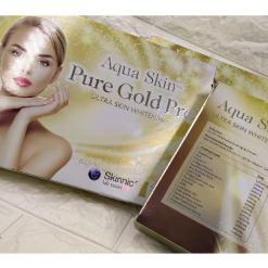 Aqua-Skin-Pure-Gold-Pro-Ultra-Skin-Whitening-Glowing-Glutthione-30vials
