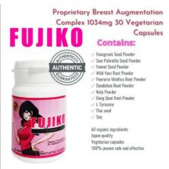 Fujiko-Big-Breast-Complex-30-Capsules-Rejuvenation--Menopause-Free-Radicals-Vegetarian