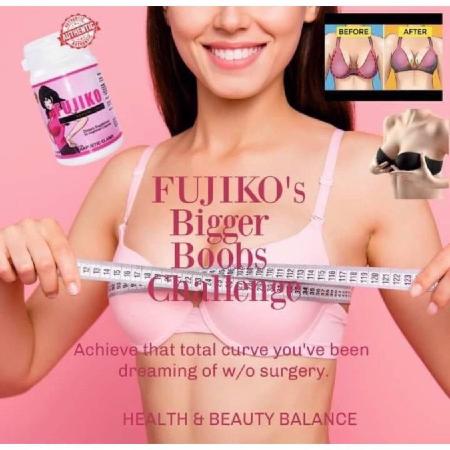Fujiko-Big-Breast-Complex-30-Capsules-Rejuvenation--Menopause-Free-Radicals