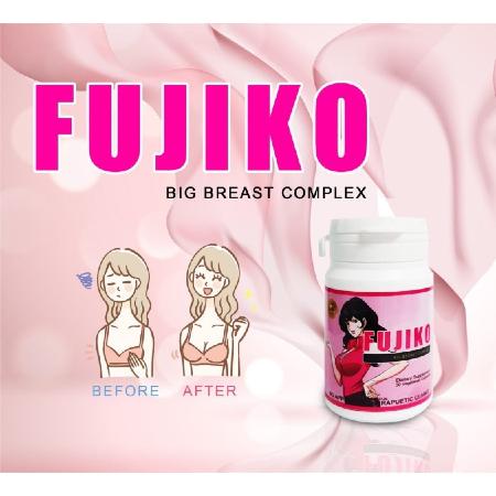 Fujiko-Big-Breast-Complex-30-Capsules-Rejuvenation