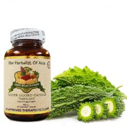 Herbalist-Of-Asia-Ampalaya-bitter-Gourd-90-Capsules-Decrease-Cholesterol
