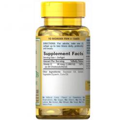 Puritans-Pride-Sunvite-High-Potency-Vitamin-D3-25mcg-1000IU-Supplement-Facts-Bone-Joint-Health