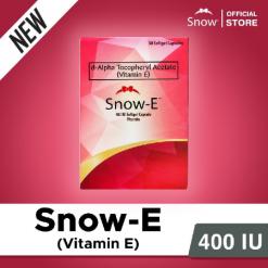 Snow-E-D-Alpha-Tocopheryl-Acetate-400iu
