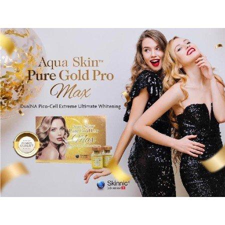 Aqua-Skin-Pure-Gold-Pro-Max-Glutathione-Vials-Whitening-Brightening-Ingredients-Anti-Aging