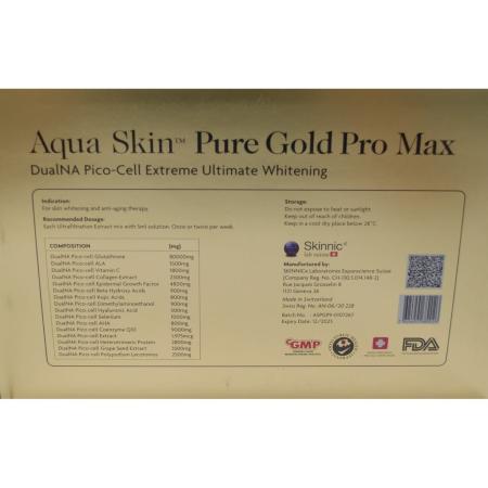 Aqua-Skin-Pure-Gold-Pro-Max-Glutathione-Vials-Whitening-Brightening-Ingredients