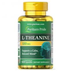 Puritans-Pride-L-Theanine-100mg-60-Capsules